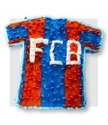 MAILLOT de FOOT BARCELONE FC - composition de bonbons