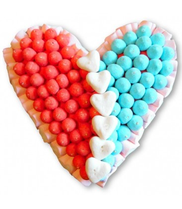 Cœur Toi et moi pour amoureux