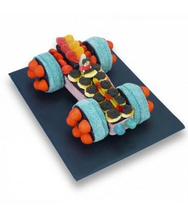 La Formule 1- composition de bonbons