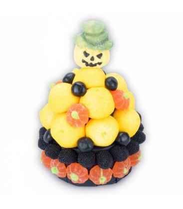 Ghostbuster - Grand cupcake d'Halloween