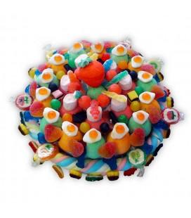 Méli mélo de bonbons