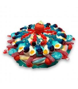 Gâteau de bonbon MDR