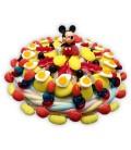 Gâteau de bonbon Mickey