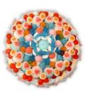 Brise des mers - Gâteau de bonbons thème marin