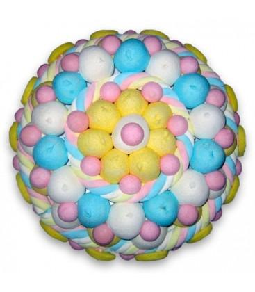 Couleur Aquarelle - gâteau de bonbons