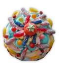 Le Petit gâteau délices tout en bonbons