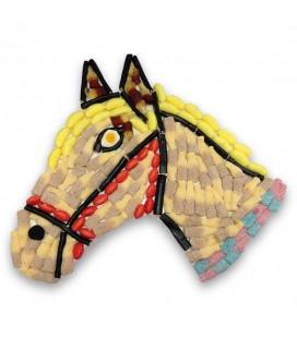 Ourasi Cheval en bonbons