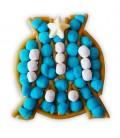 Logo OM, Composition de bonbons