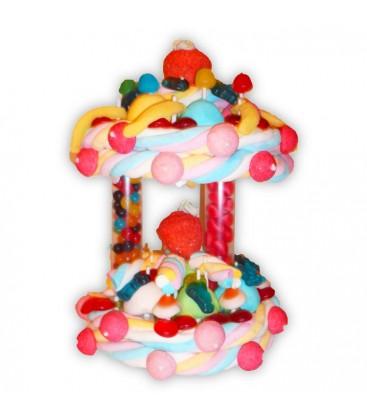 Le Manège Enchanté-Pièce Montée de bonbons