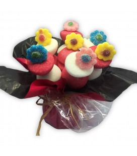 Le Bouquet Passion - composition de bonbons