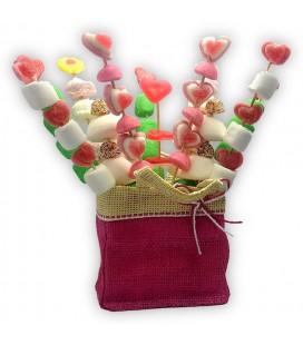 Senlis - Panier de bonbons