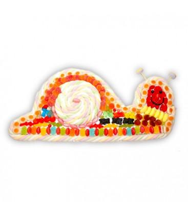 Escargot en Bonbon - gâteau de bonbonss