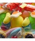 gros plan sur le Gâteau de bonbon KINDER