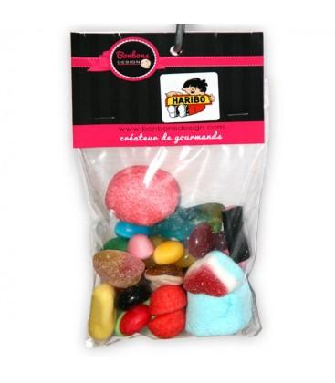 Assortiment HARIBO-Sachet de bonbons