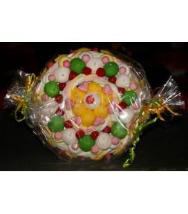 Olonne - Gâteau de bonbons