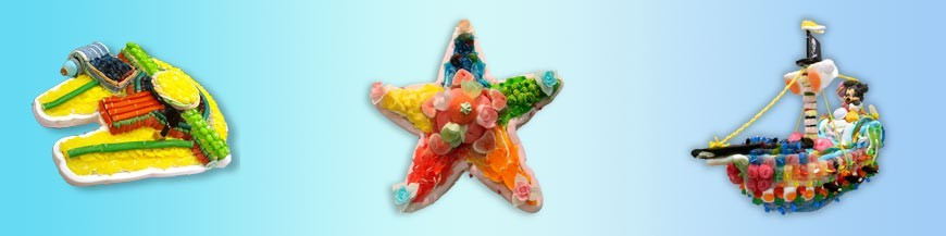 Les compositions de bonbons