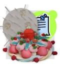 """Kit & """"Do it Yourself"""" - faire un gâteau de bonbons avec notre support pour gâteau"""