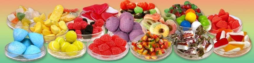 Bonbons en vrac - fraise tagada