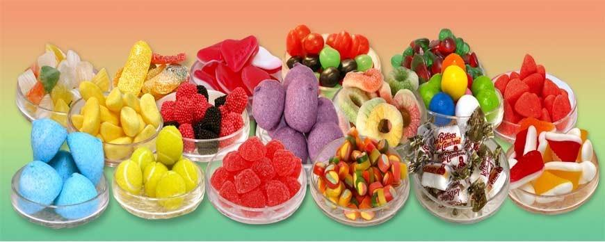 Top 10 des bonbons préférés des Français