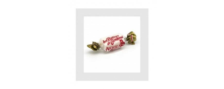 7 bonbons qui viennent du Nord-Pas-de-Calais