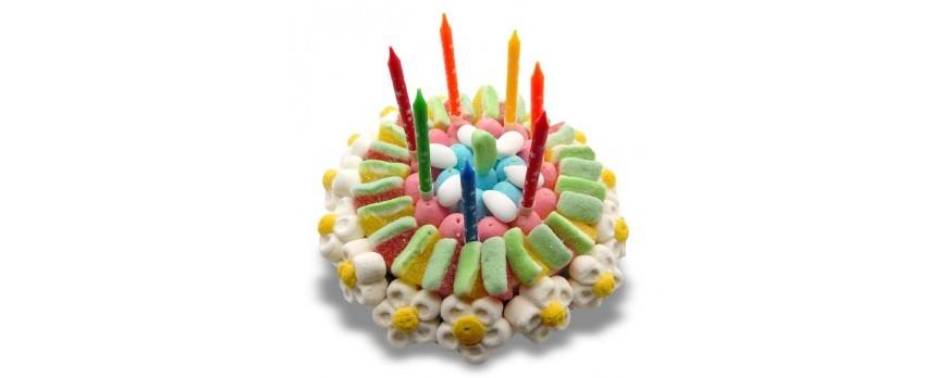 Aperçu sur les différents types de gâteaux d'anniversaire